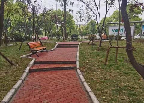 """""""小公园""""展示""""大风景""""——沙市区计划建设10处""""口袋公园""""、小微绿地"""