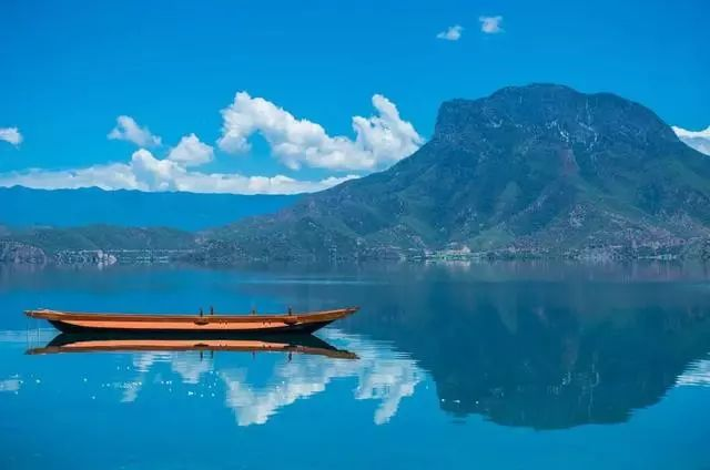 云南最美的7个景点,一定去来一次哦。