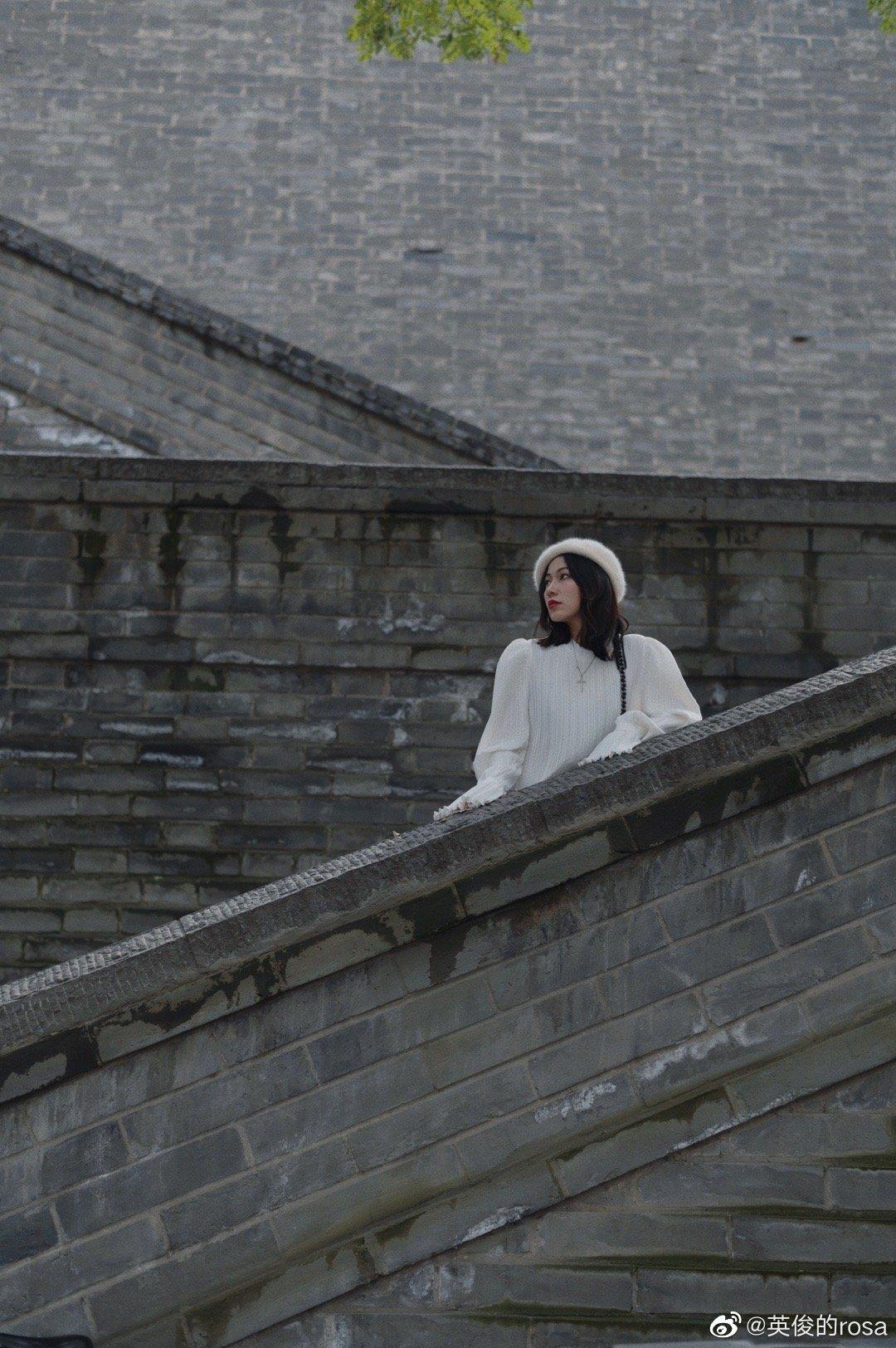西安古城,是远远望去而不可及