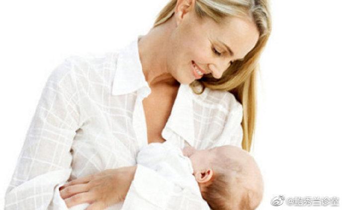 为什么孩子一出生,母乳就来了