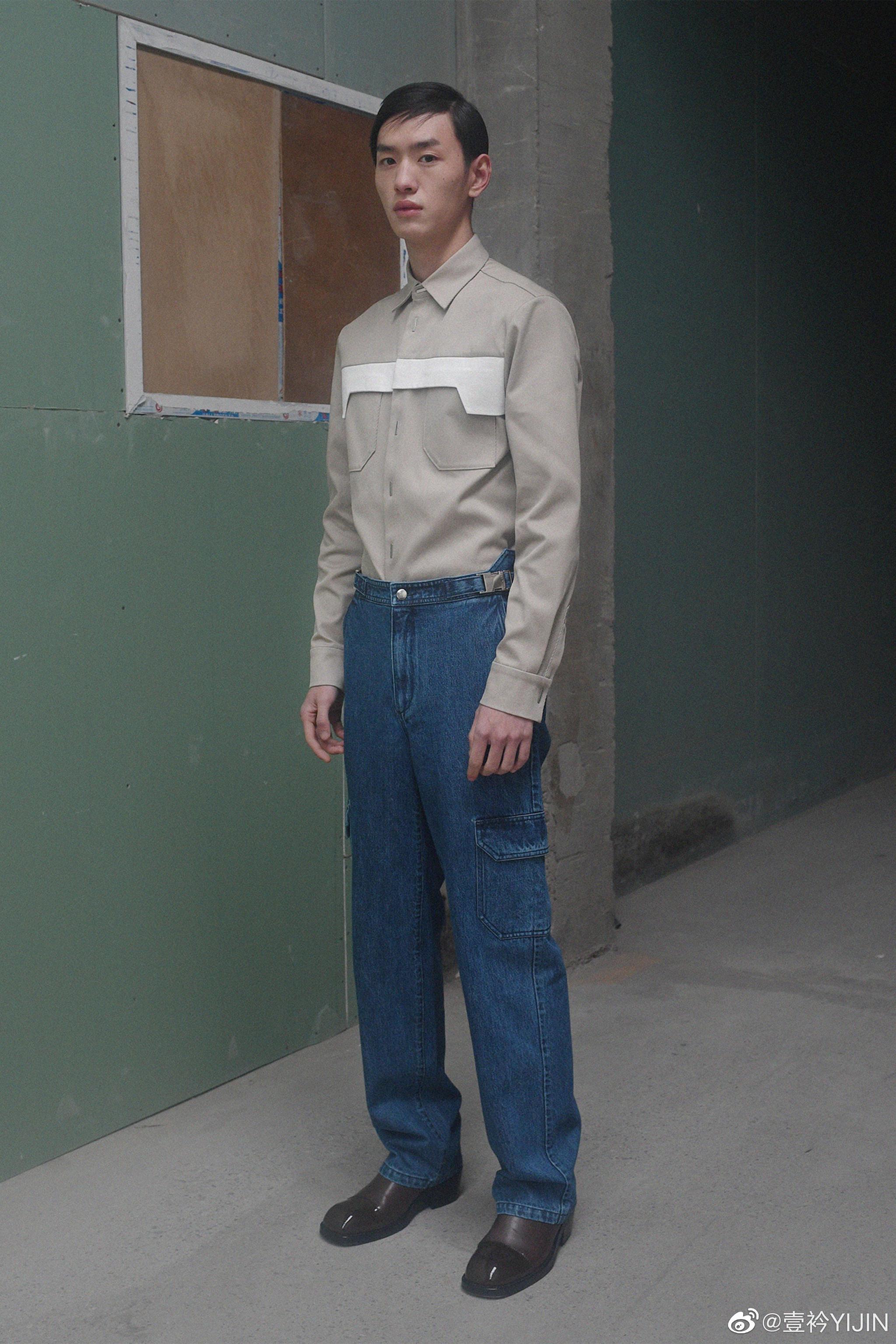Calvin Luo 2020FW Menswear