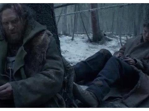 《荒野猎人》:揭示了人性的丑陋,看格拉斯如何与生命作斗争!