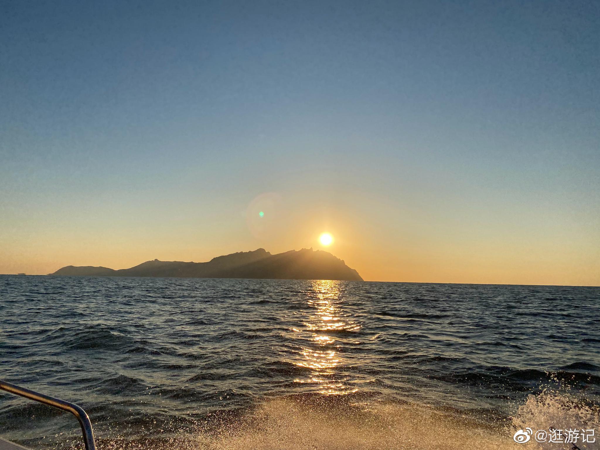 作为碧海蓝天白云的青岛,海钓和观光旅游的市场真的巨大