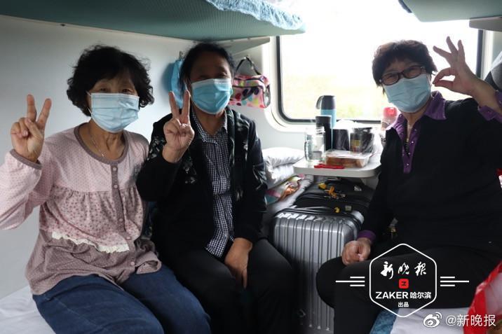 横跨6省18市,哈铁开行今年国内首趟援疆旅游专列