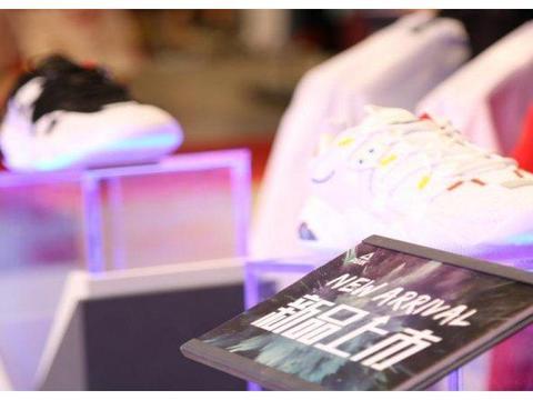 匹克大浪旗舰店,科技与时尚的主题体验—造就无限可能