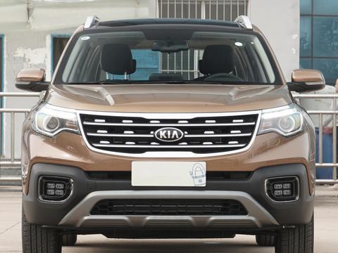 比国产还实在,原价11.99万,降后7.67万,还是一台省油SUV