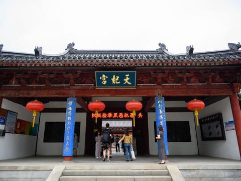 南京有座冷清的庙宇,至今已600多年历史,知道的游客不多