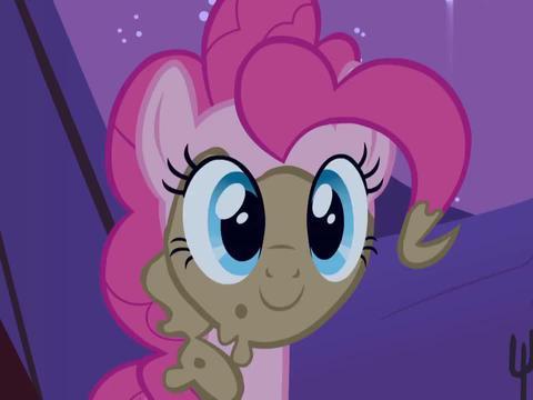 明明是小马和野牛之间的谈判,最后变成苹果嘉儿和云宝在吵了!