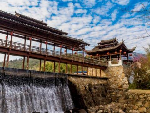 """领略土家文化风情,这里被誉为""""武汉的凤凰古城"""",你去过吗?"""