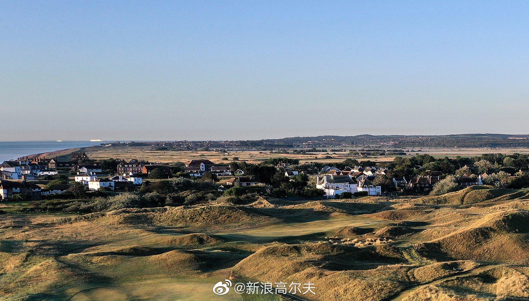 林克斯高尔夫的天堂——皇家圣乔治高尔夫俱乐部⛳️