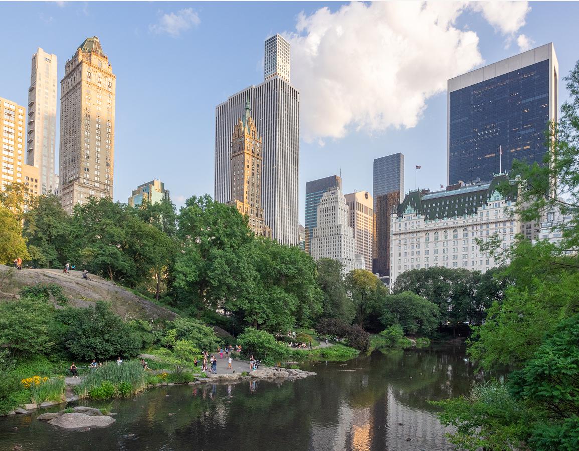 纽约定义城市公园,谁创造公园城市?
