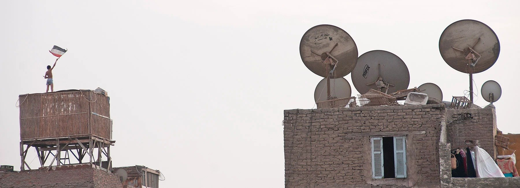 摄影师Manuel alvarez Diestro在摩洛哥,阿尔及利亚和埃及生活多年