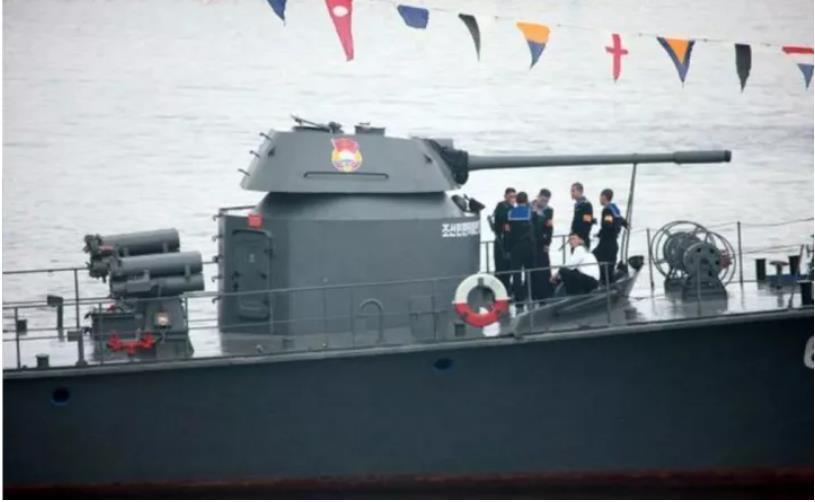为延坪岛复仇:韩国海军的浅水重炮舰