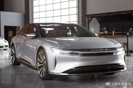 被北汽汽车和乐视注资的一家美国新能源汽车企业豪言要吊打特斯拉