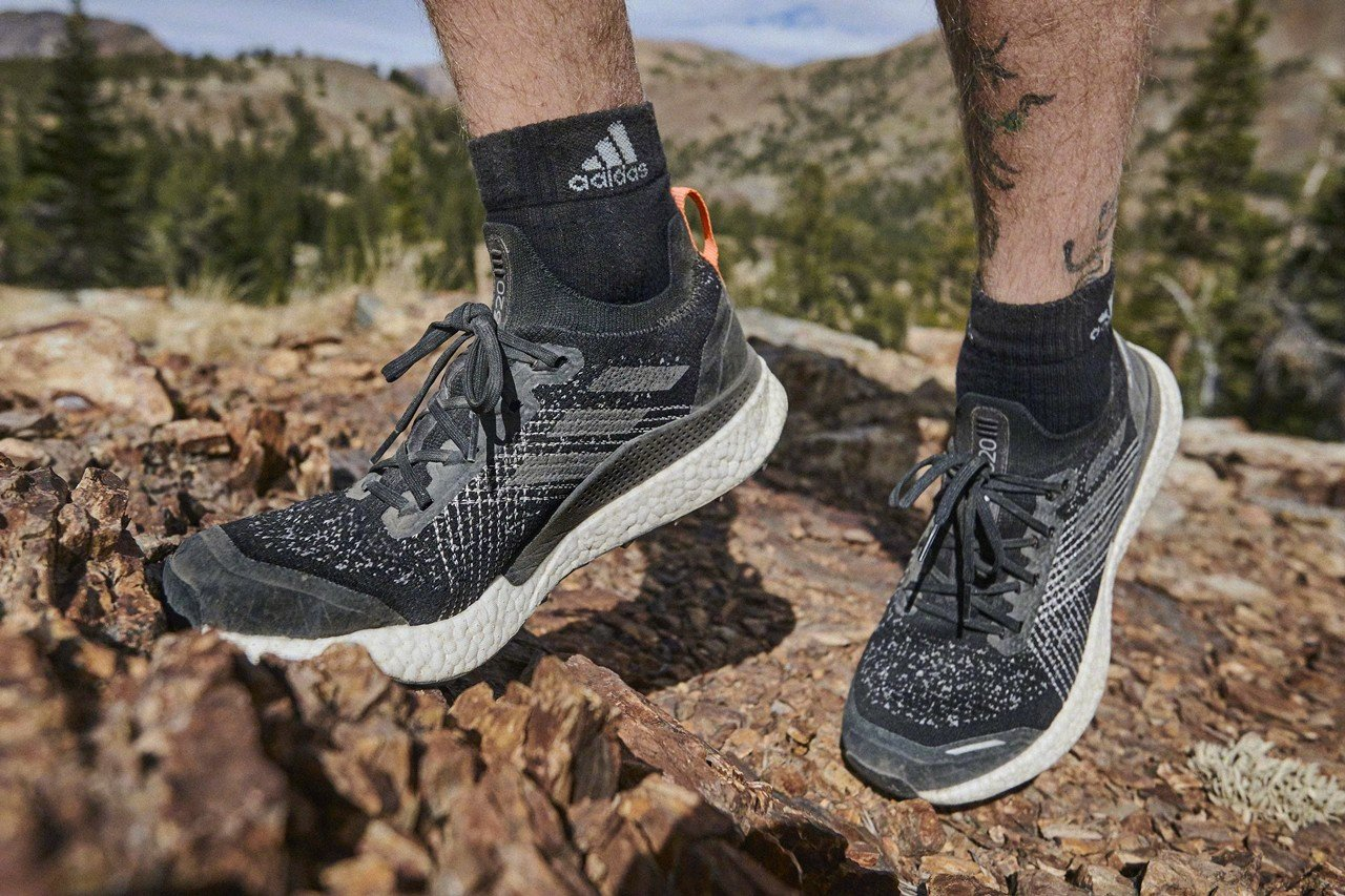 环保机构Parley再次联手adidas Terrex推出Two Ultra Trail Runner