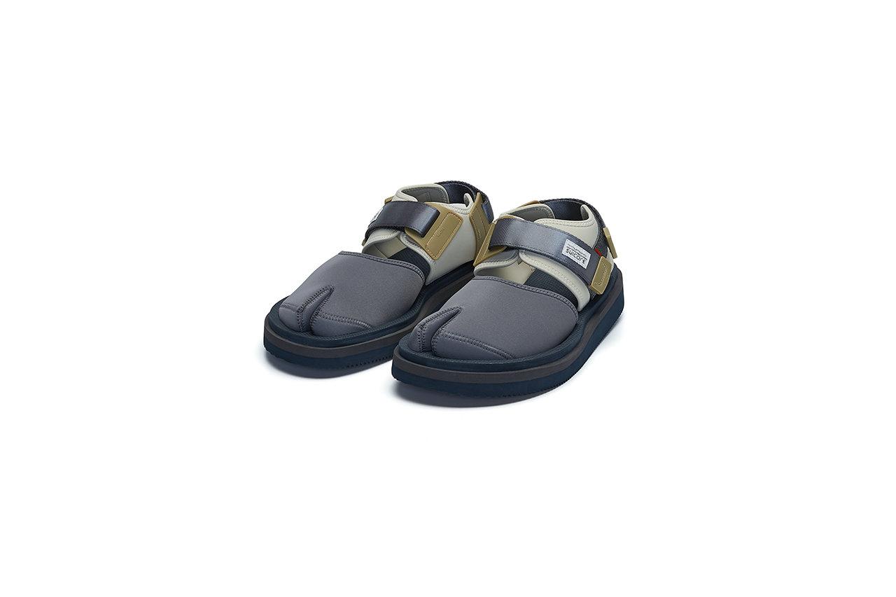 GOOPiMADE x SUICOKE 最新联名鞋款 MYTHOLOGY 正式登场