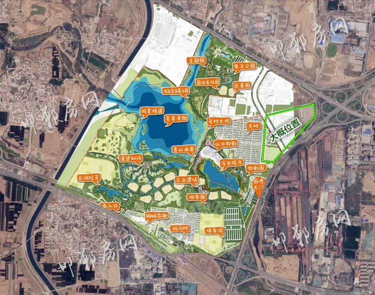 投资3.3亿元!邯郸复兴区将建欢乐谷