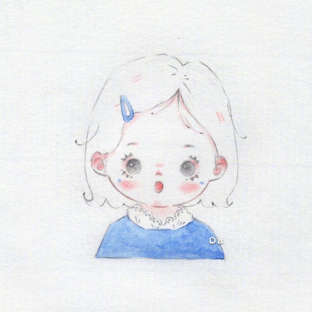 六一快乐萌宝小头像,转需。