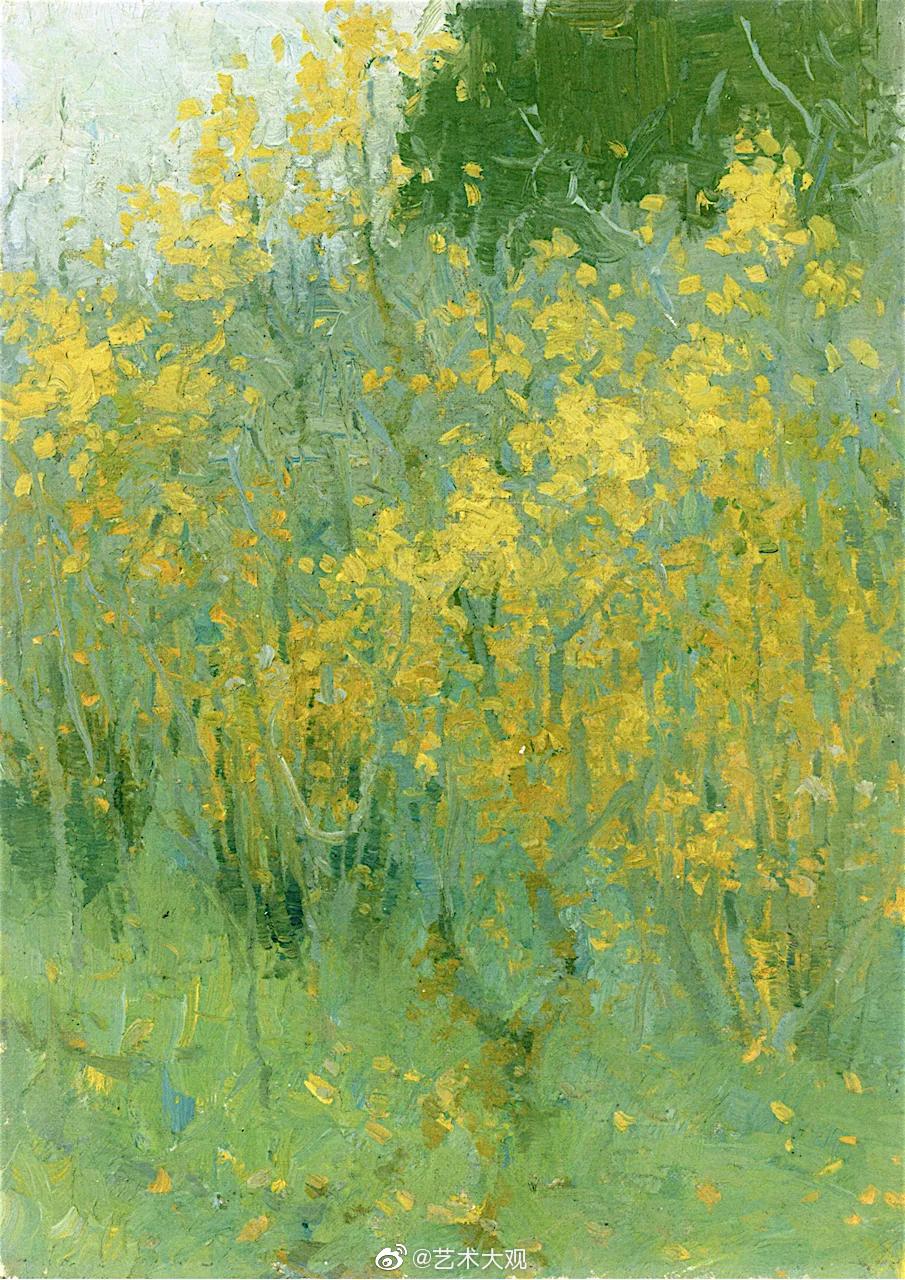澳大利亚画家菲利普斯·福克斯风景油画作品集