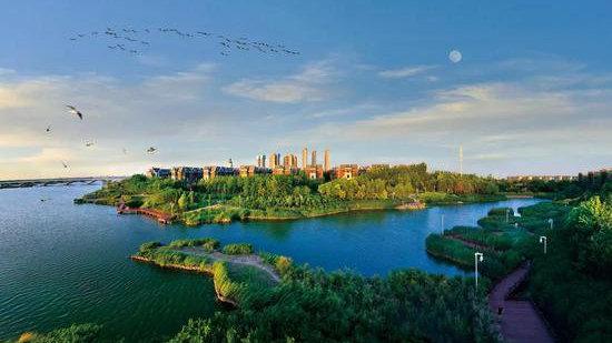 """中新天津生态城:""""智慧""""与生态,重新定义城市"""