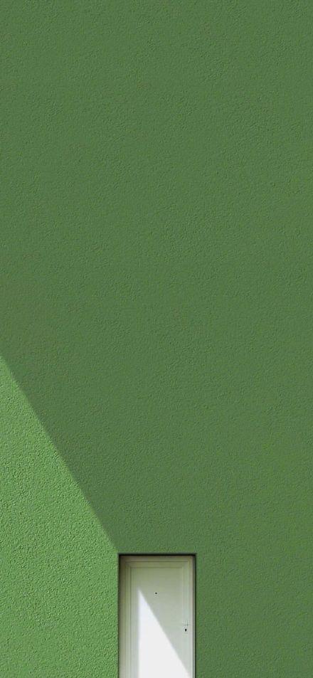 绿色建筑与光的摄影,早安~  (网络)
