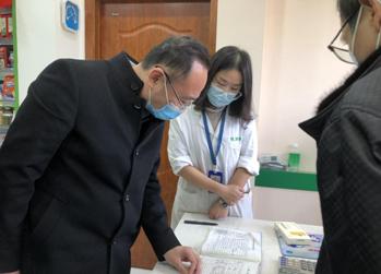 检查中心城区节前食品药品和特种设备安全工作时,刘辉强调……