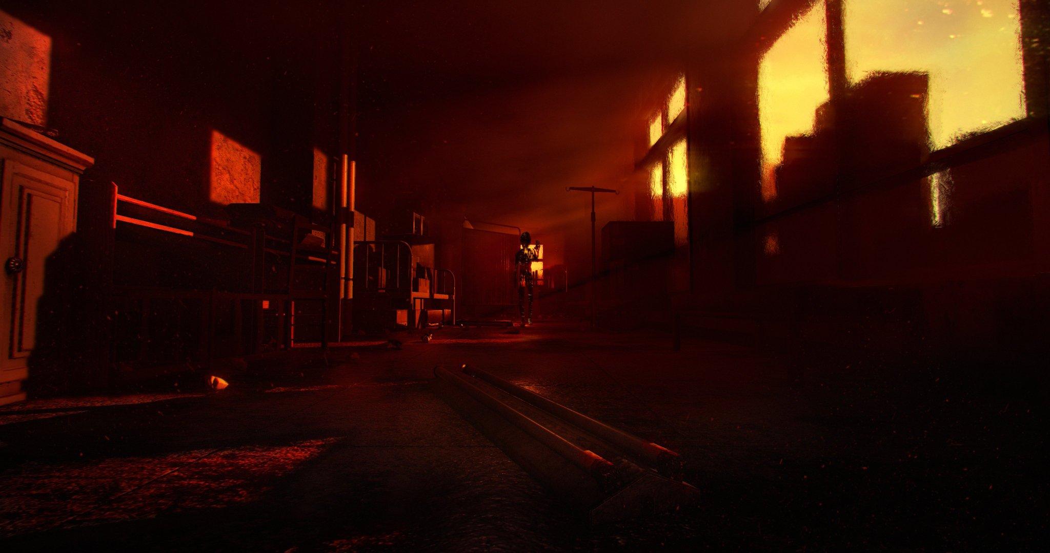 Tricore恐怖游戏新作 《夕鬼 Yuoni》公开