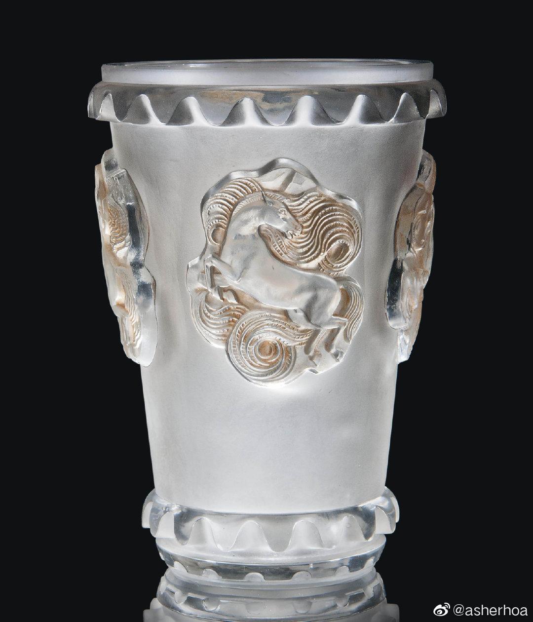法国玻璃器大师热内·拉利克(René Lalique