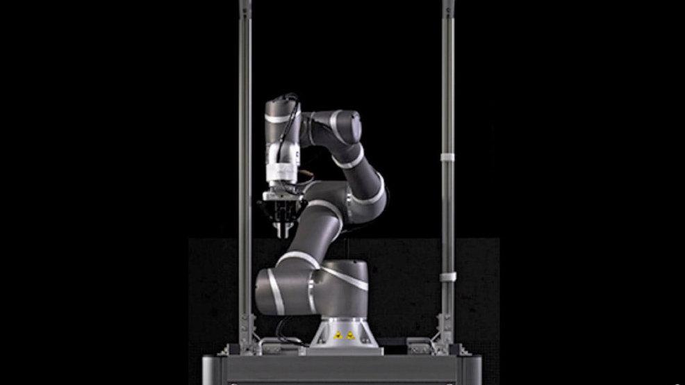 京瓷将涉足协作机器人,配备自主AI