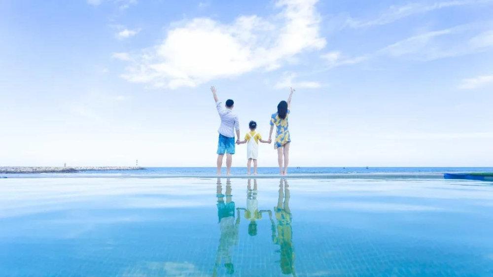 香水湾富力万豪度假酒店,快乐五一,从海出发!