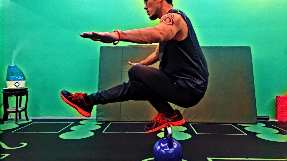 快速伸缩复合力量训练对下肢爆发力变化影响的实验研究!