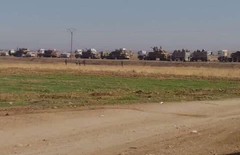 美军已同意从阿富汗撤军,正在与伊拉克讲条件,叙利亚要等何时?