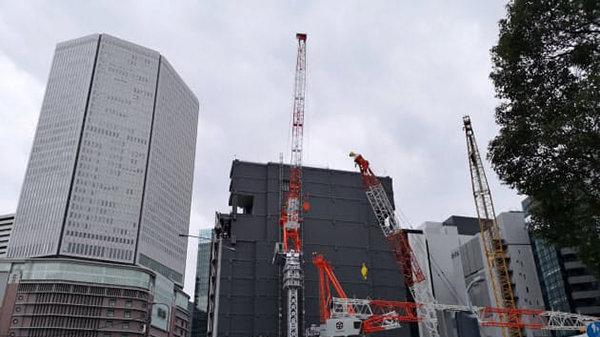写字楼租金:大阪涨幅居首,中国城市下跌