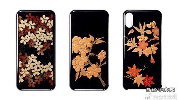 日本推出可降解塑料手机壳,自带漆器般高档感