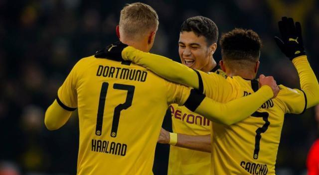 本赛季随着拜仁展现强大的实力出来,多特必须打好联赛开局才有机会争夺冠军