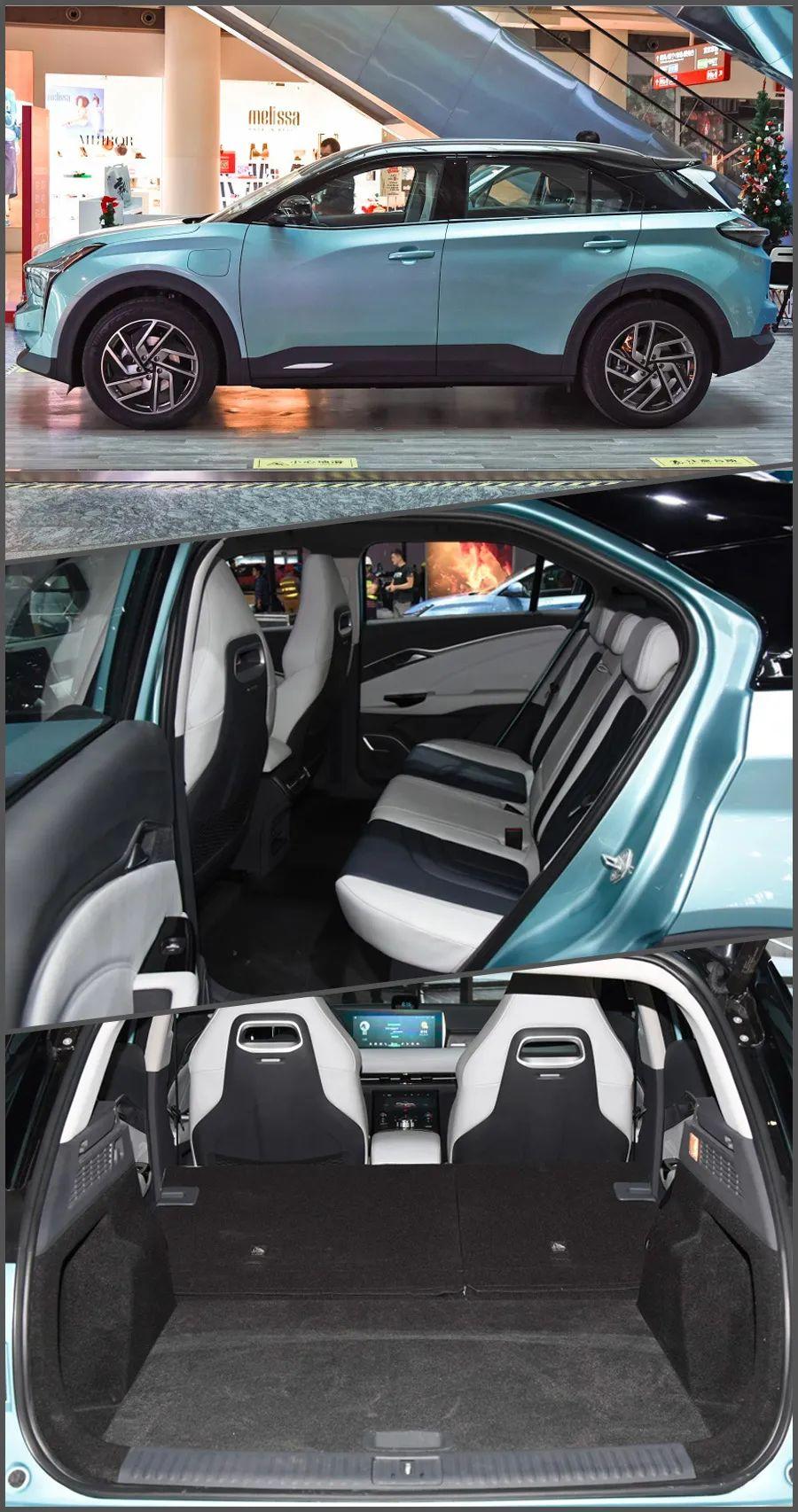 哪吒U对比威马EX5,造车新势力纯电动紧凑型SUV的对决 !
