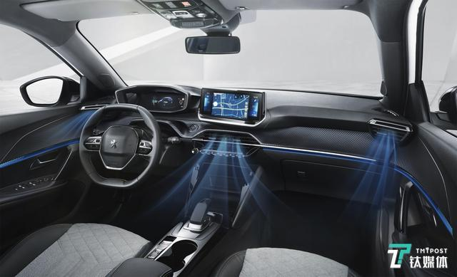 东风标致发布新一代2008以及e2008车型,基于CMP平台打造 | 一线车讯