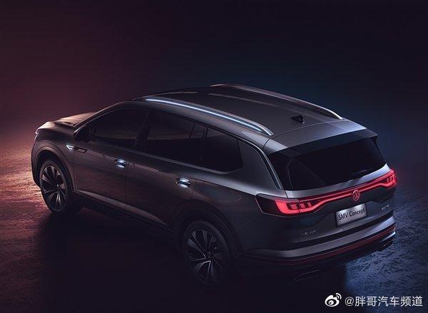 扩充产品线。一汽-大众全新中大型SUV SMV或将被命名为Talagon