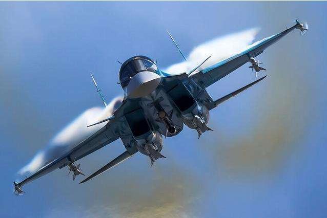 绰号″后卫″,前苏联经典战斗轰炸机,航程4000公里超鹰赶禽