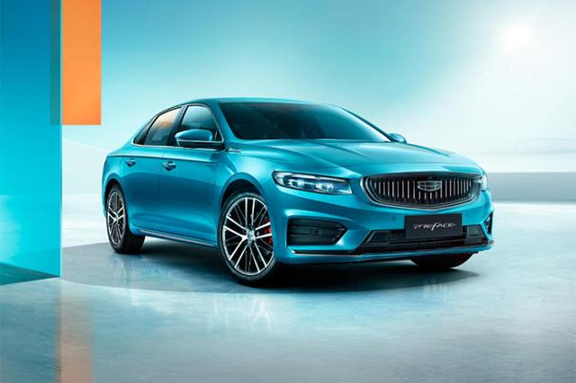 CMA架构首款轿车 吉利PREFACE将于北京车展亮相并预售