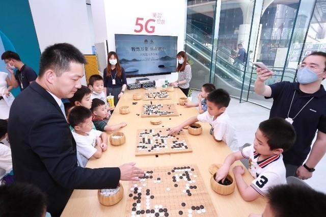 不忘初心,以行践言,华为持续助力围棋文化推广与发展