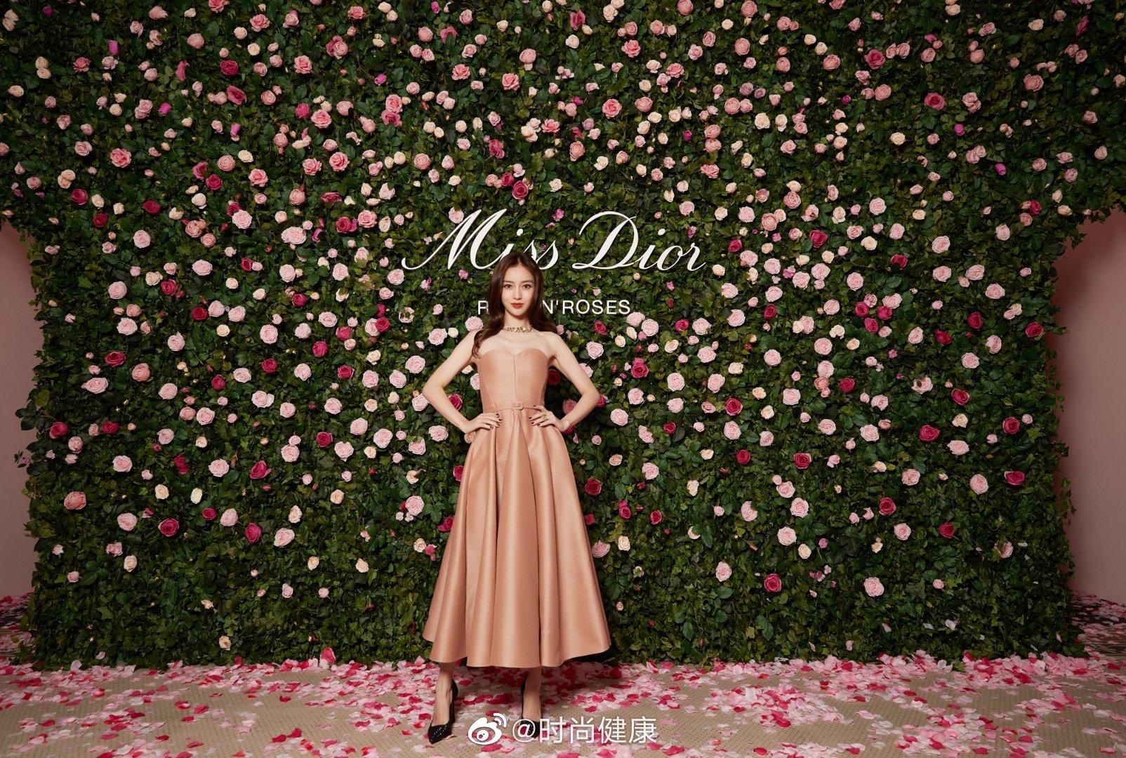 8月14日,MISS DIOR迪奥小姐晚宴于上海总商会盛大举行