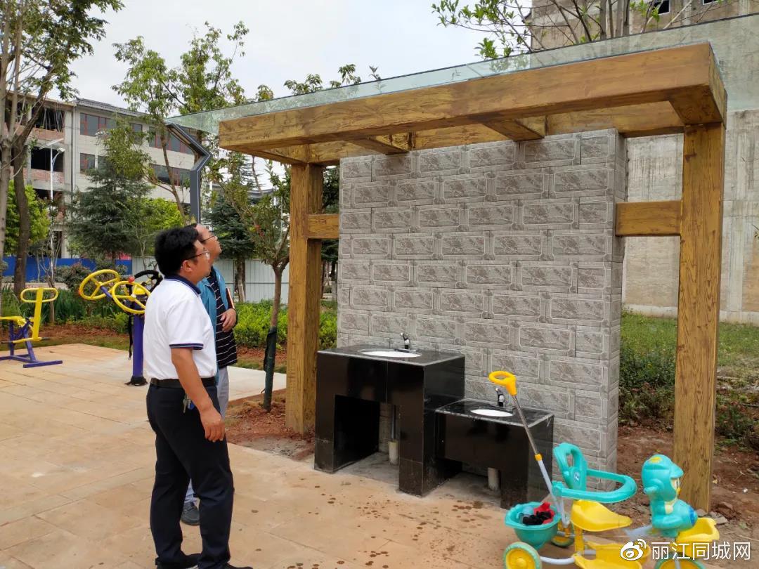 永胜:水槽设施是一个重要的民生工程 造福于黎巴