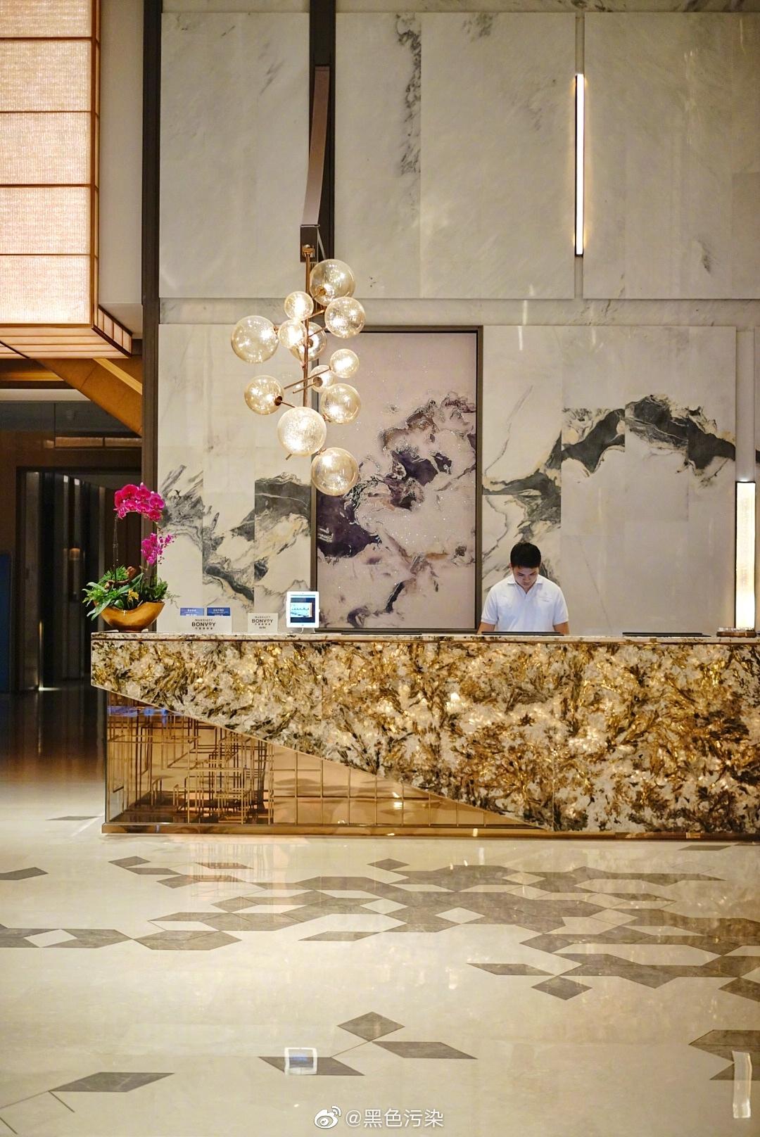 番禺区第一家国际品牌五星酒店——奥园喜来登酒店开了