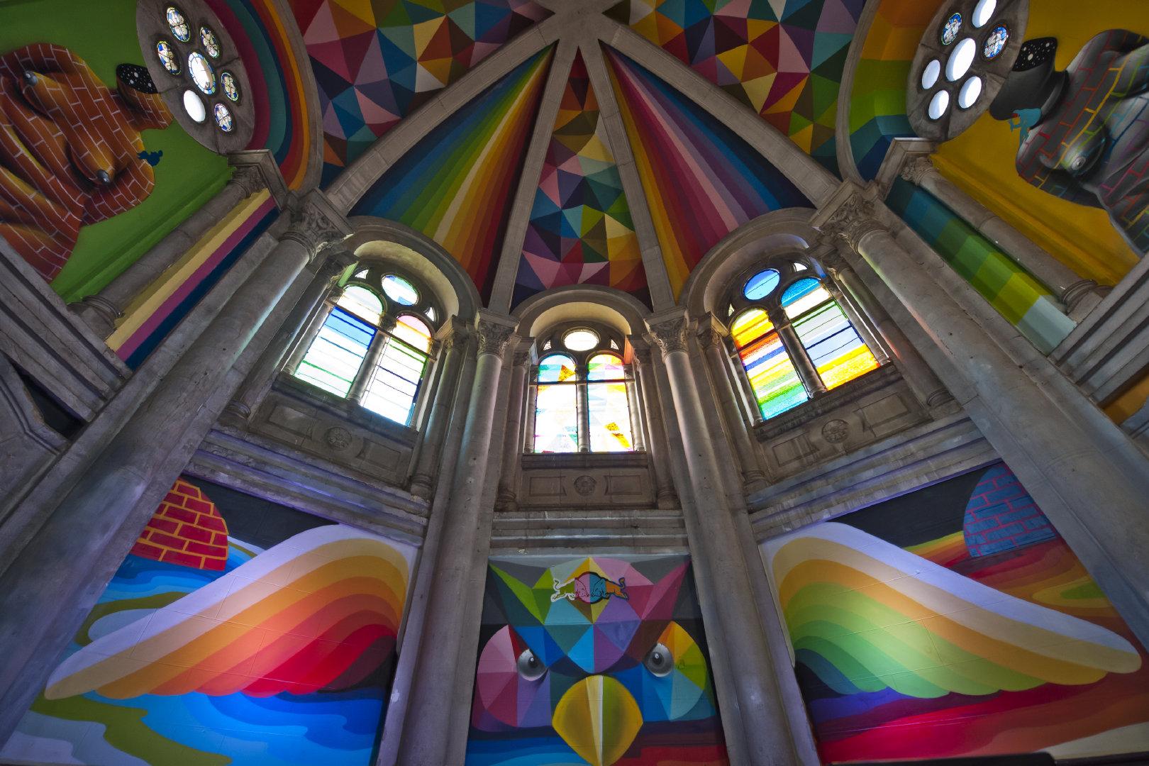 """""""卡奥斯狂想""""展来广州了~ 西班牙最负盛名的当代艺术家奥田•圣•米"""