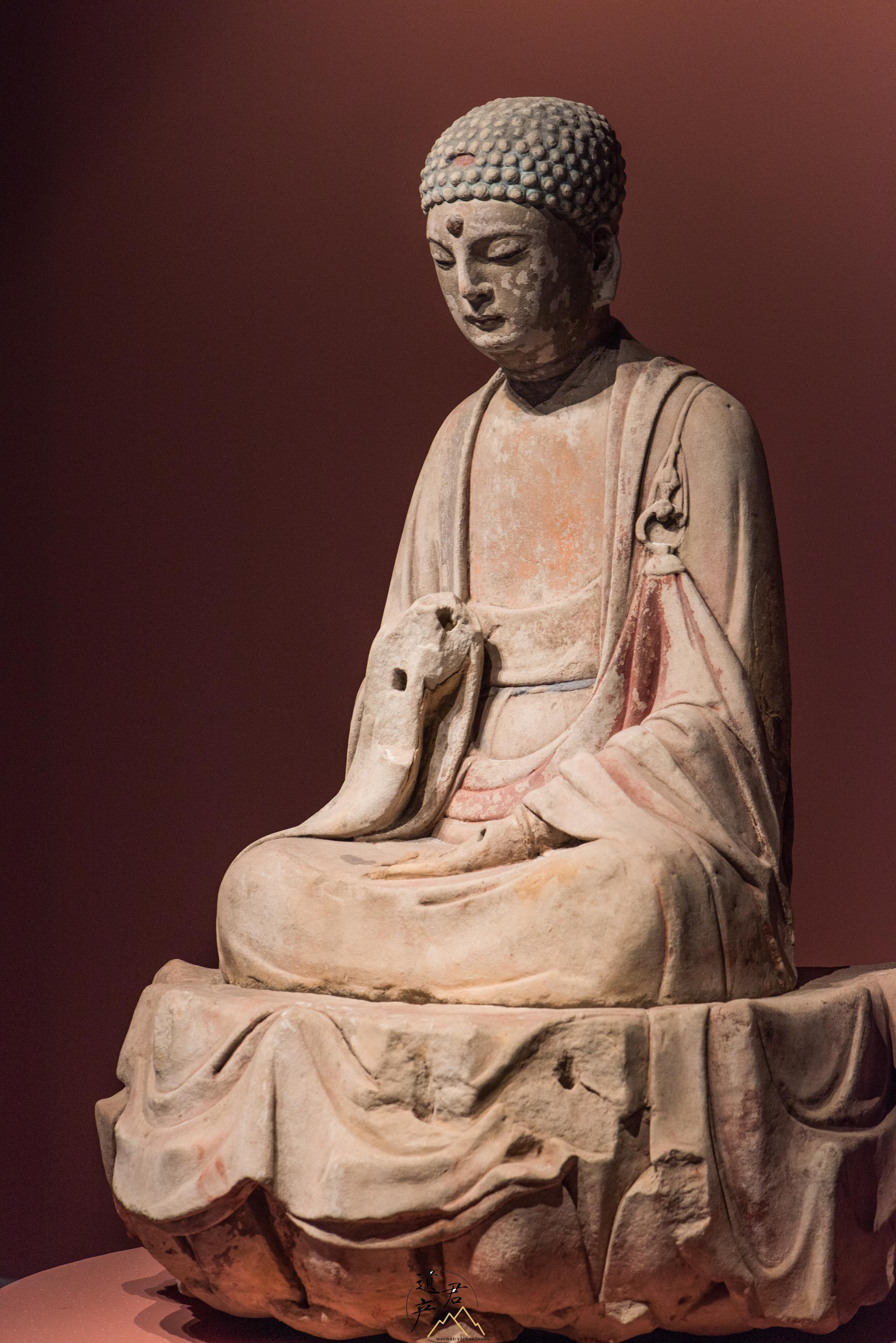 大足石刻研究院藏· 宋代释迦牟尼佛像