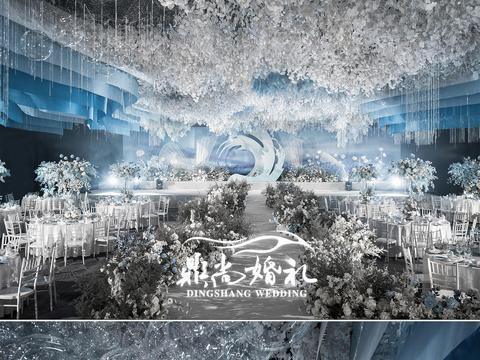 松北万达文华酒店场布预告 婚礼策划:@哈尔滨鼎尚婚礼策划
