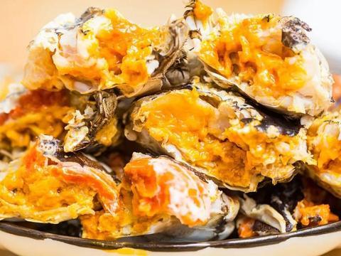今晚你家饭桌上,是清蒸大闸蟹、醉蟹,还是毛蟹炒年糕?