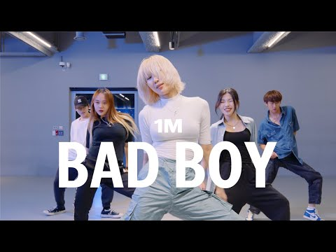 Jin Lee最新编舞CHUNGHA(청하), Christopher – Bad Boy