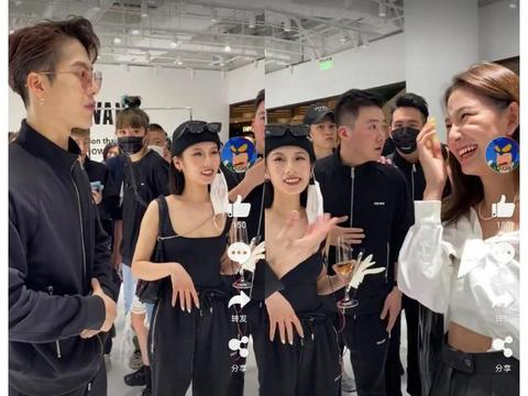 王嘉尔搭讪网红,疑为回归炒作,与不归队的EXO张艺兴对比太明显